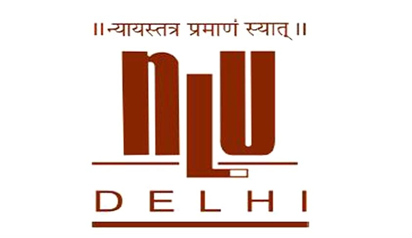 Vacancy for Faculty Positions at National Law University Delhi
