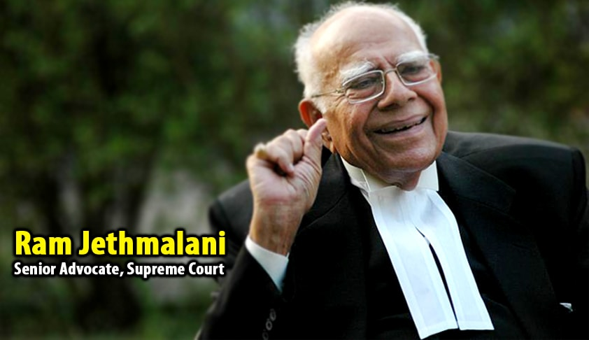 Exclusive; #NJAC Verdict is a great Success for Indian Democracy; Law Minister and AG should resign; Interview with Ram Jethmalani