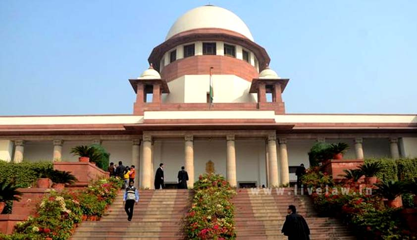 SC Stays Grant Of Rs.55.5 Lakh Compensation To An Injured Air Warrior
