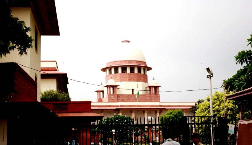 SC recalls Notice issued to Arunachal Governor [Read Order]