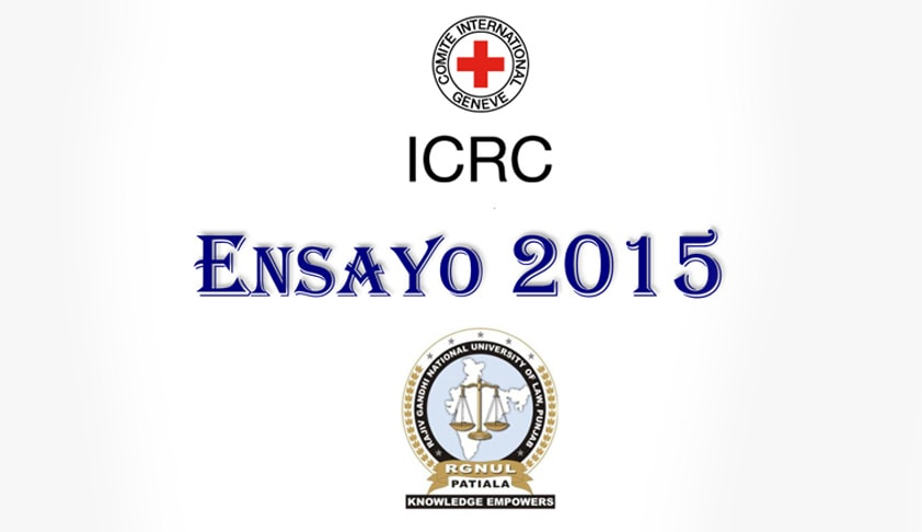 VII South Asian Essay Writing Competition on International Humanitarian Law: ENSAYO 2015