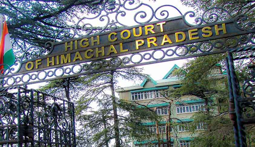 Judges must accept healthy criticism of the Judgments but the Judges should not be criticized: Himachal Pradesh HC [Read Judgment]