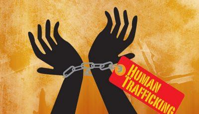Human Trafficking in India-min