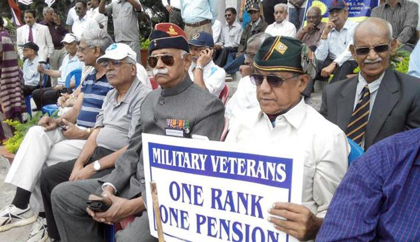 Notification for Implementation of OROP Issued