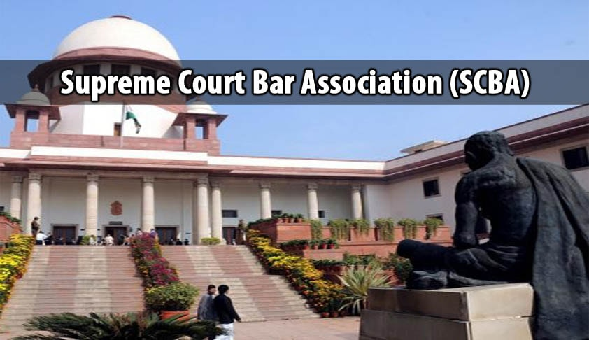 Supreme Court Bar Association to approach SC for better infrastructural Facilities for Lawyers