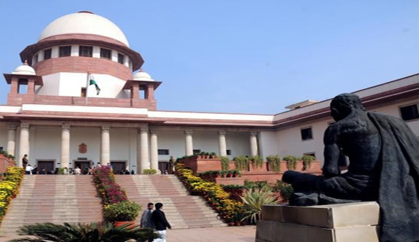 War on pendency: SC begins to insist on pre-hearing deposits from corporates