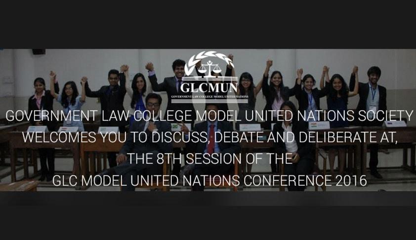8th GLC Model United Nations 2016