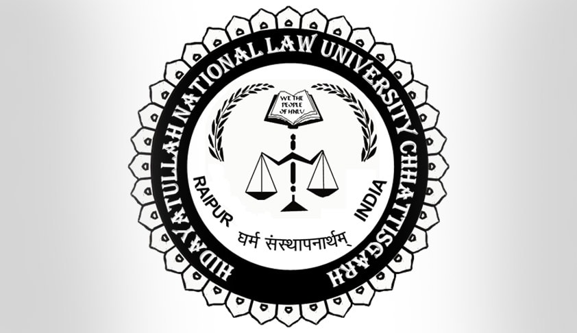 Teaching Vacancies At Hidayatullah National Law University