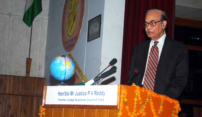 Former SC judge P V Reddy to re-evaluate Delhi Judicial Services exam papers [Read Order]