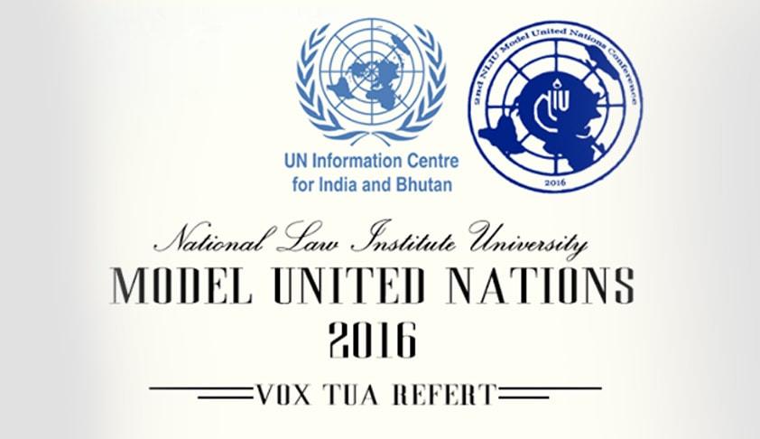 NLIU's MUN to take place on 13-14th Feb