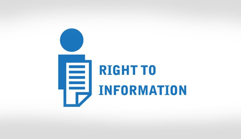 The Right To Information Act, 2005 And The Doctrine Of Res Judicata
