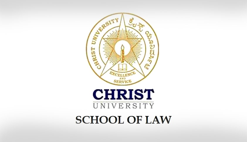 School of Law, Christ University announces Admission Notification 2016