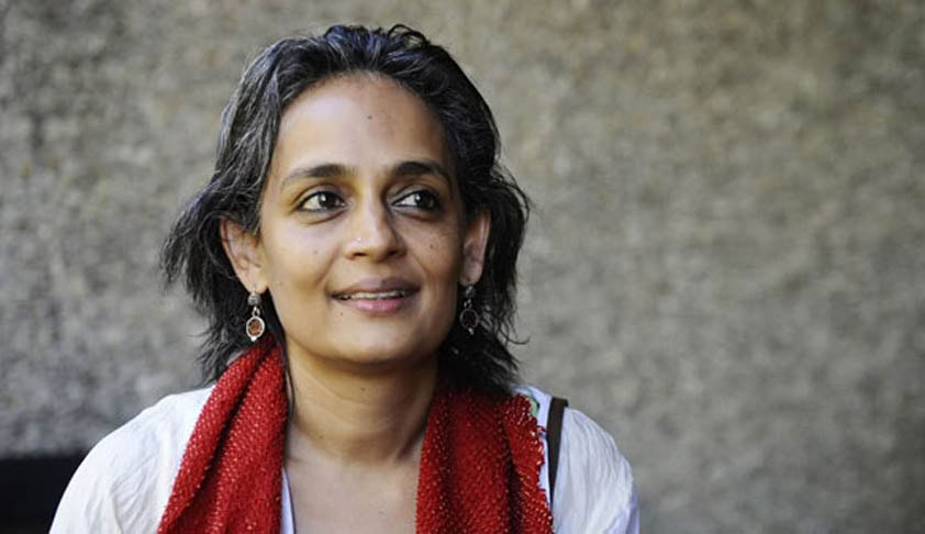 SC Relief For Arundhati Roy In Contempt  Case [Read Order]