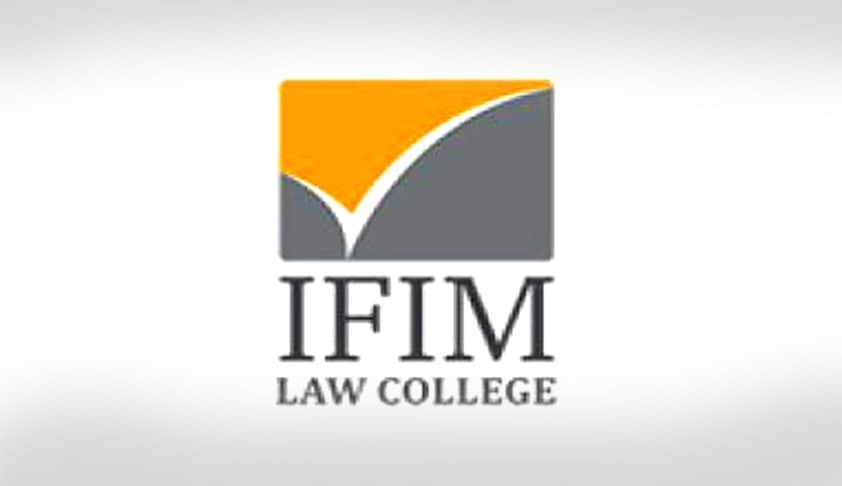 Admission Announcement: IFIM Law College's BBA LLB Program