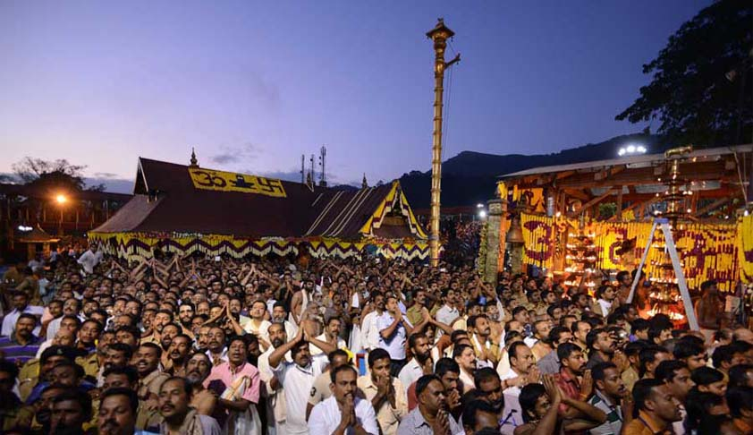 SC May Refer Sabarimala Women Entry Issue To Constitution Bench