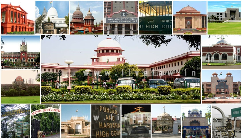 Parliamentary Standing Committee To Examine Inordinate Delay In Appointments To SC And HCs