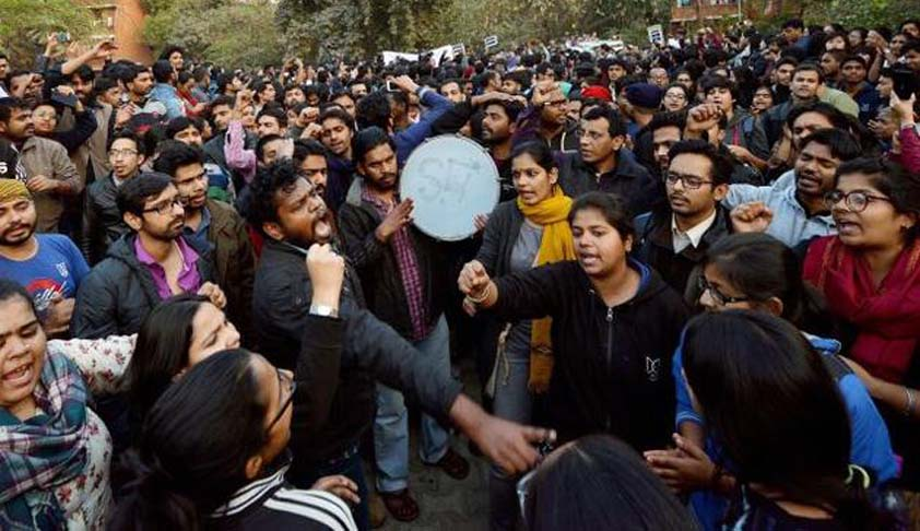 JNU row: Rethinking Fetters on the Media