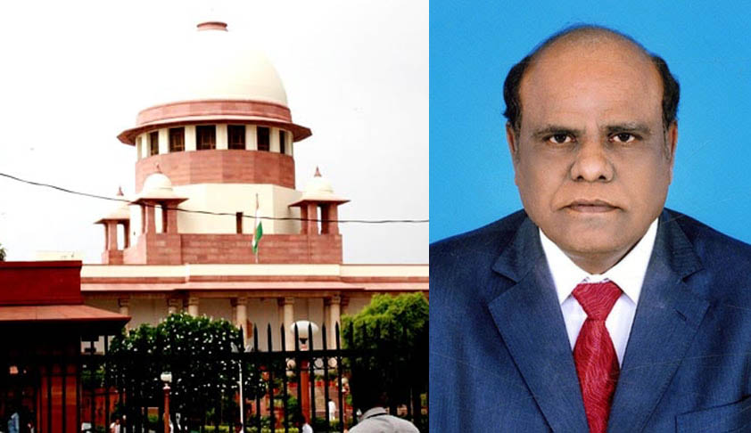Did The Police Serve Warrant To Justice Karnan?