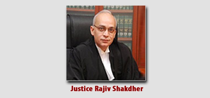 SC Collegium sticks to Justice Rajiv Shakdher's transfer to Madras HC in spite of Law Ministry's Objection