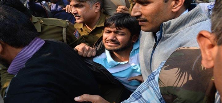 Breaking; Delhi High Court grants Interim Bail to Kanhaiya Kumar [Read Order]