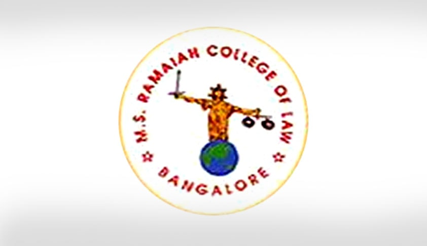Ramaiah College of Law- P.G. Diploma in Cyber Law & IT Law & Certificate Course In Human Rights