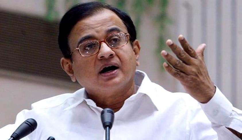 Aircel-Maxis case: CBI Gets Sanction To Prosecute Former Union Minister P Chidambaram