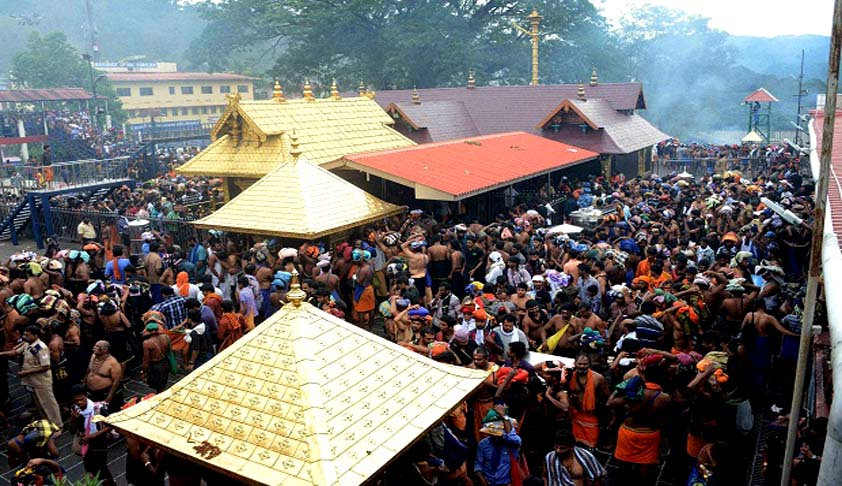 Supreme Court comes to grips with the plea for lifting the bar on Entry of Women to Sabarimala Temple