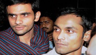 Umar Khalid and Anirban Bhattacharya-min