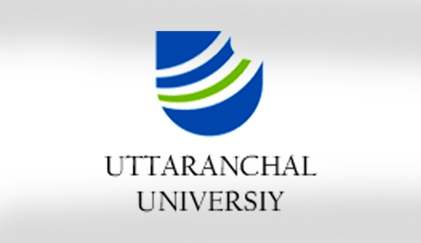 Uttaranchal University announces Admission Notification 2016