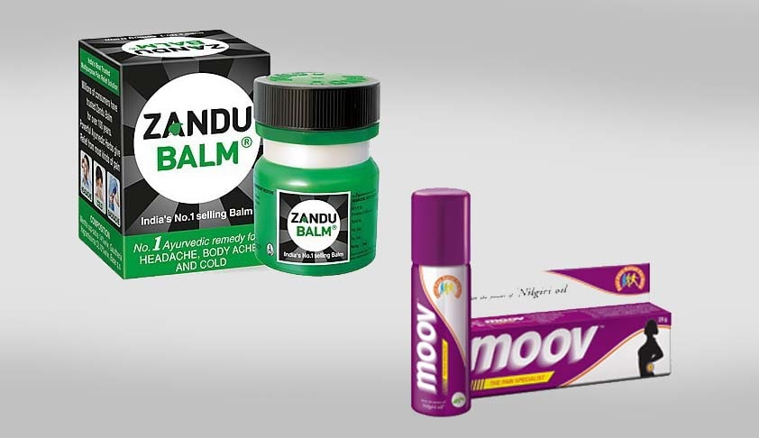 Zandu Balm wins disparagement Case against Moov in Supreme Court [Read Order]