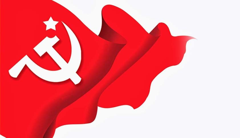 CPI (M) Seeks Intervention In Constitution Bench Hearing on RP Act [Read Submissions]
