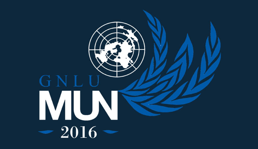 GNLU Model United Nations 2016