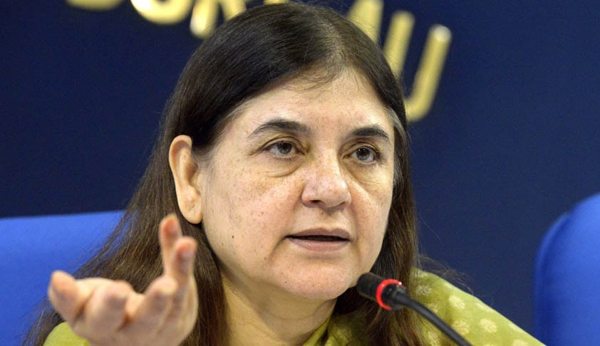 Maneka Gandhi tells Rajya Sabha that marital rape cannot be criminalised in Indian context