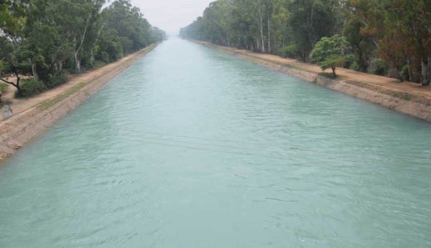 SC directs status quo to be maintained on Satluj Yamuna Link Canal [Read Order]