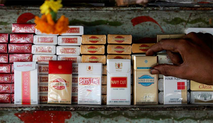 SC refuses to stay large size pictorial warnings on Tobacco products