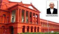 Karnataka High Court - Justice AV Chandrashekara