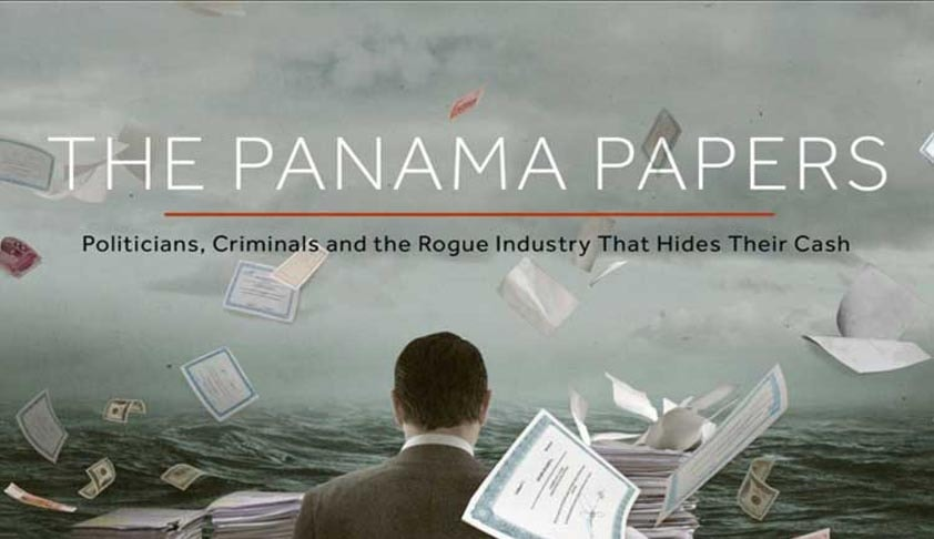 Govt. Constitutes SIT on Panama Papers Leaks