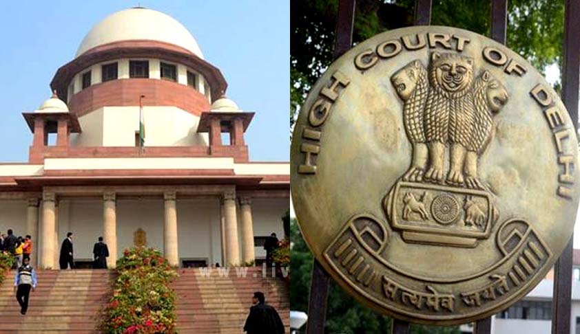 Petition Filed In Delhi HC Against Supreme Court Collegium And Its Recommendations