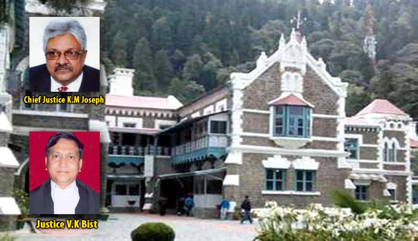 Breaking; #Uttarakhand: HC strikes down Presidents Rule, Rawat restored as CM, floor test on April 29