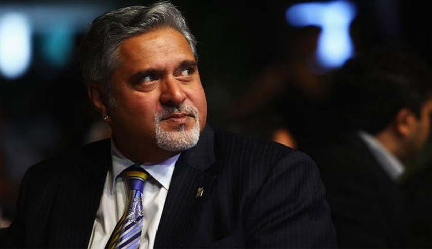 "SC Seeks Mallya's Response On ""Transfer"" Of USD 40 Million"
