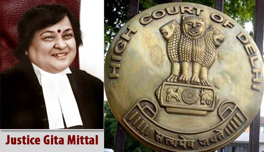 TOI Report on Justice Gita Mittal: Senior Advocates demand apology from TOI for scandalous reporting