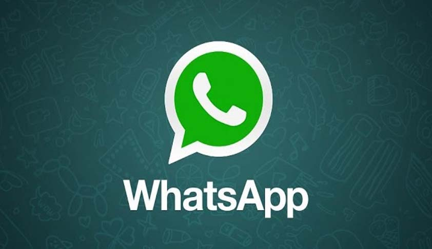 SC Forms Constitution Bench To hear The WhatsApp Case