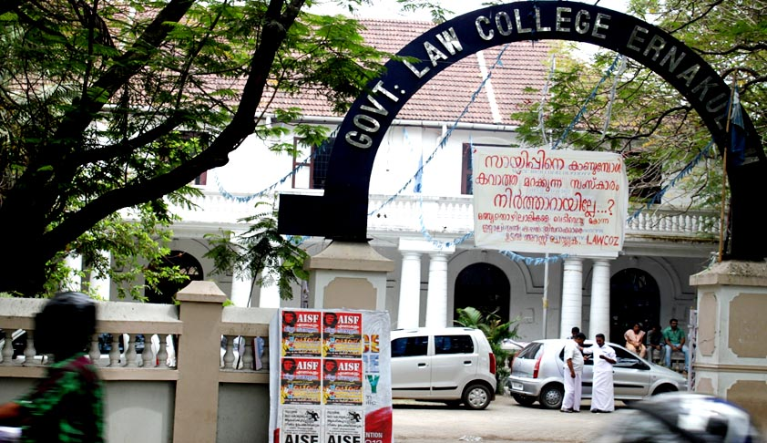 BCI says 5 year BA LLB Course in Govt Law College, Ernakulam is not recognized