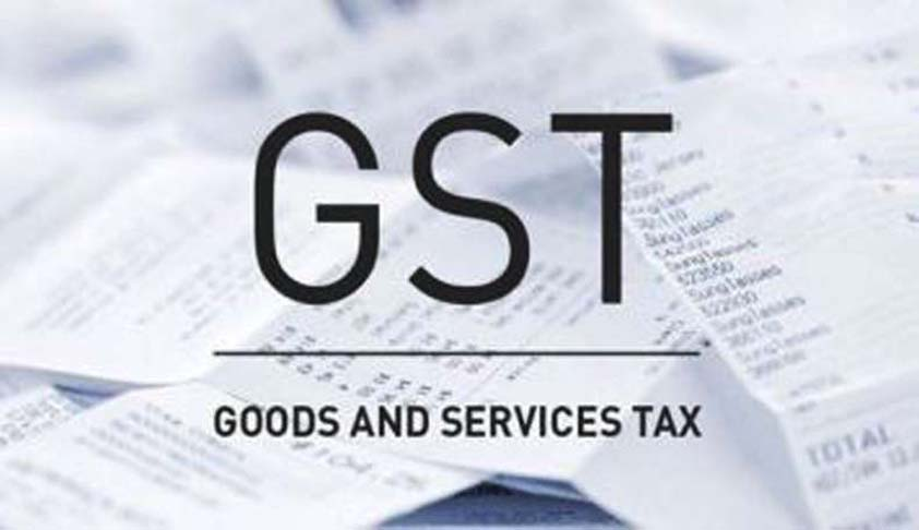 Union Cabinet Okays Four GST Bills