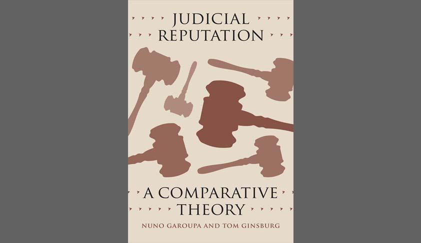 Book Review; Judicial Reputation: A Comparative Theory