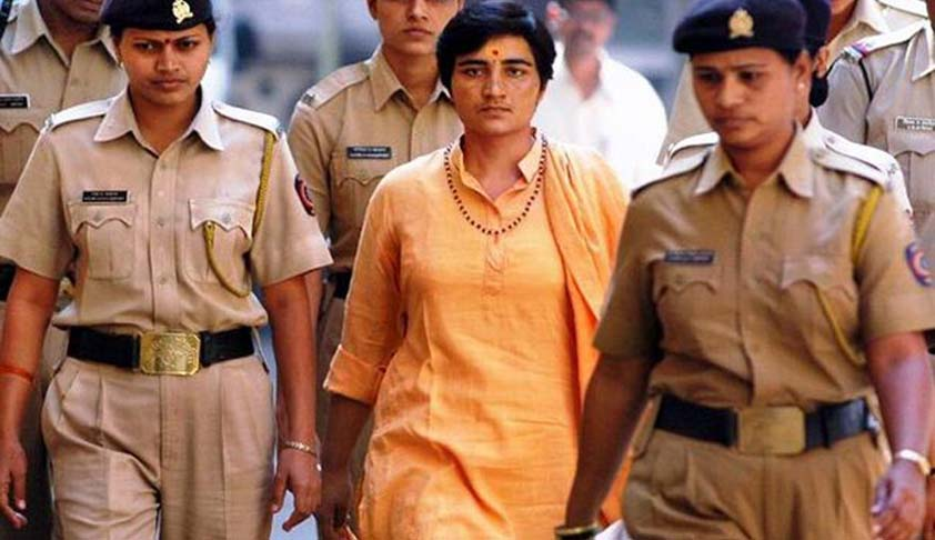 Bombay HC Listens To CD To Ascertain Role Of Pragya Singh Thakur In 2008 Malegaon Blasts [Read Order]