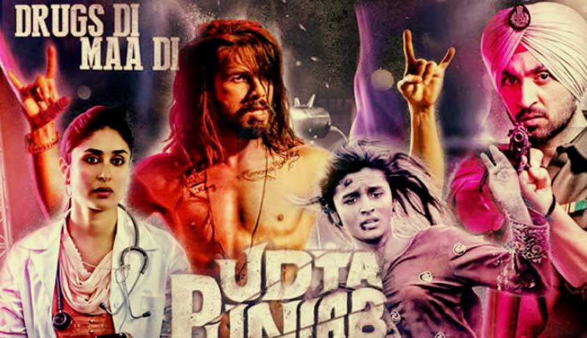 SC refuses to halt release of 'Udta Punjab'; Punjab & Haryana HC dismisses plea seeking its ban [Read Order]