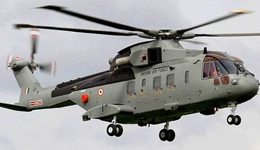 Chargesheet in Agusta Westland case soon: Centre to SC