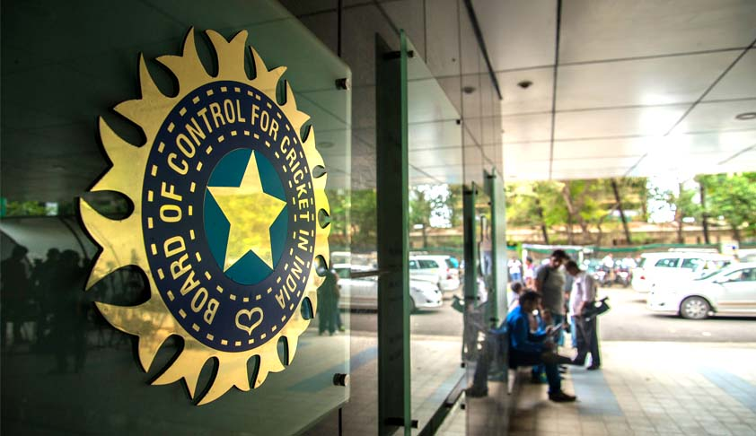 Three Persons Shall Represent BCCI In ICC Meet: SC