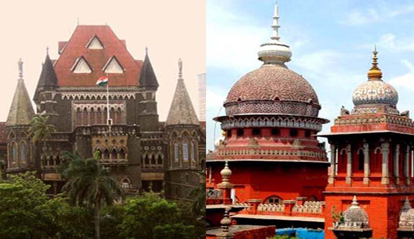 Cabinet approves the High Courts (Alteration of Names) Bill, 2016 for enabling changing the names of High Courts of Bombay and Madras